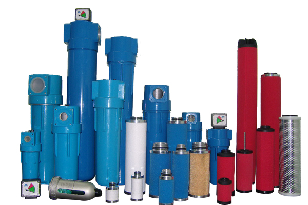 Compressed Air Filter Manufacturers & Suppliers in India
