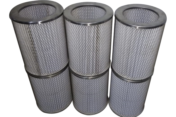 dust collector cartridge filters manufacturers & suppliers in india