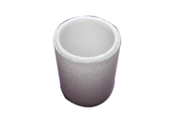 sintered porous metal filter elements