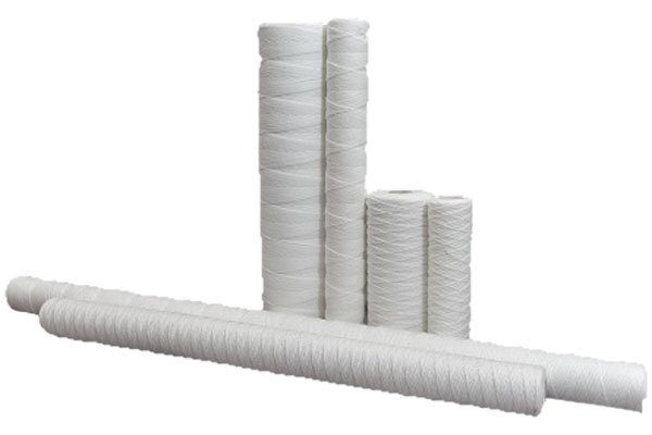 pp wound cartridge filter suppliers in gujarat