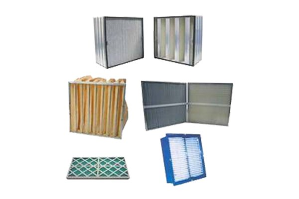 panel box type filters in India, South Africa, Peru, Turkey, Brazil