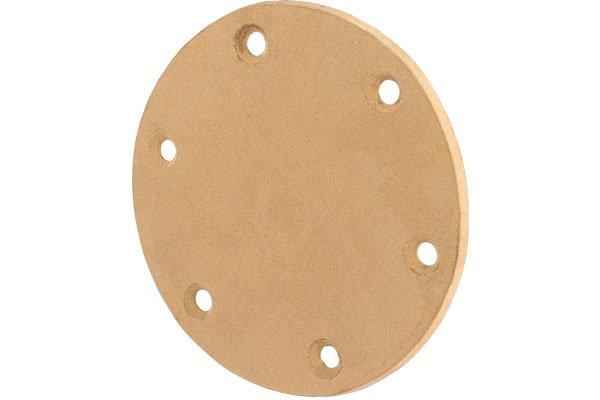 Sintered Bronze Fluidizing Pad Exporter