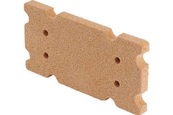 Sintered Bronze Fluidizing Pad manufacturer india
