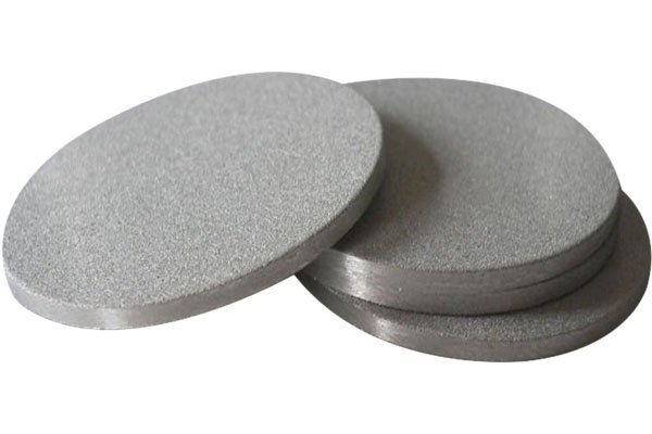 SS Sintered Stainless Steel Filter Disc