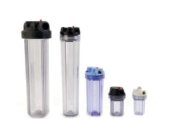 transparent housing filter manufacturers india