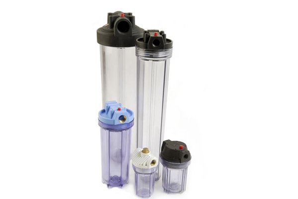 transparent housing filter manufacturer gujarat