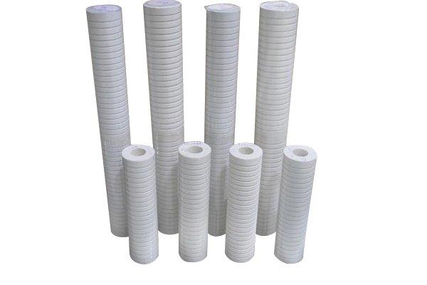 cellulose resin bonded filter cartridge