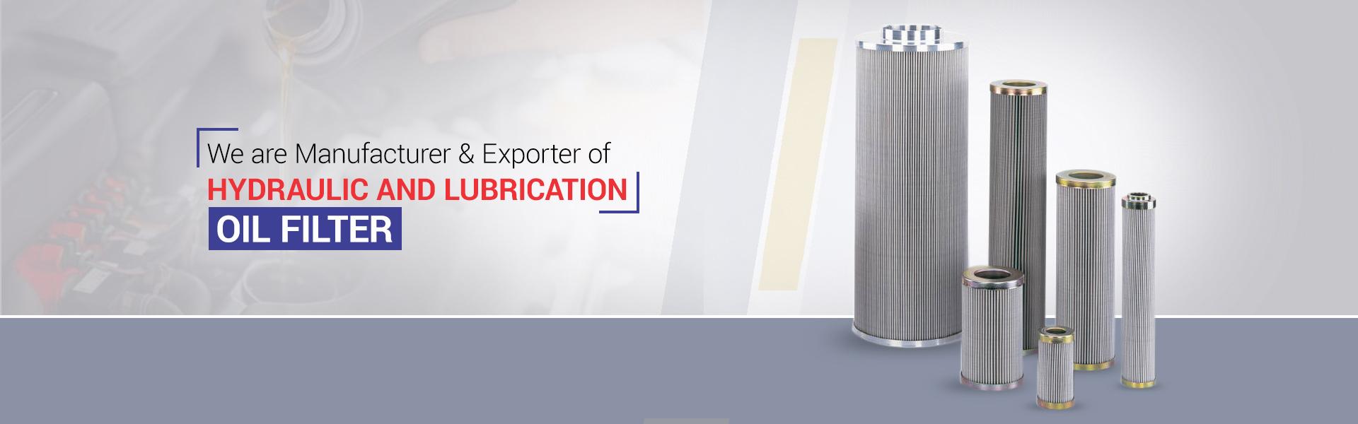 oil filtration system manufacturer